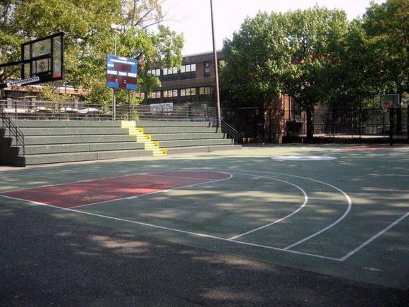 全世界最美丽的篮球场你知道几个?